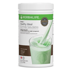Herbalife Formula 1 Nutritional Shake Mix Mint Chocolate